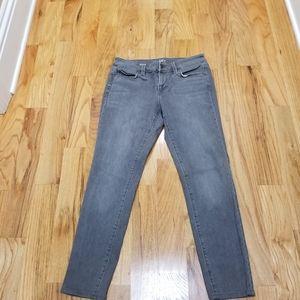 Anne Taylor Loft Modern Skinny Jeans